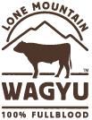 lone mountain wagyu logo