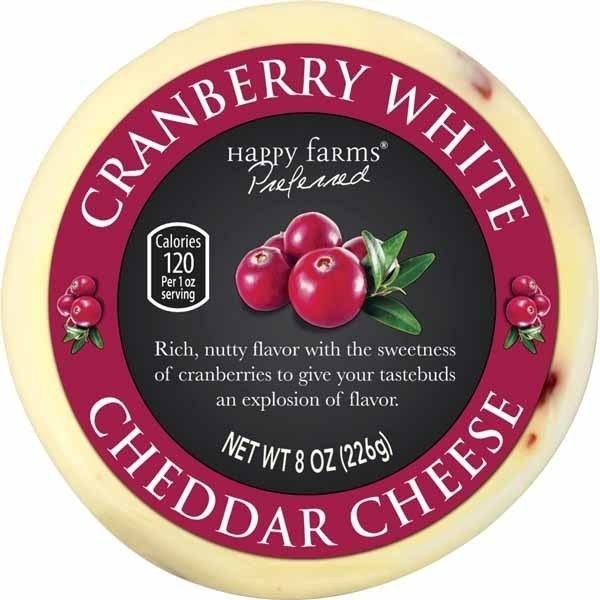Cranberry White Cheddar