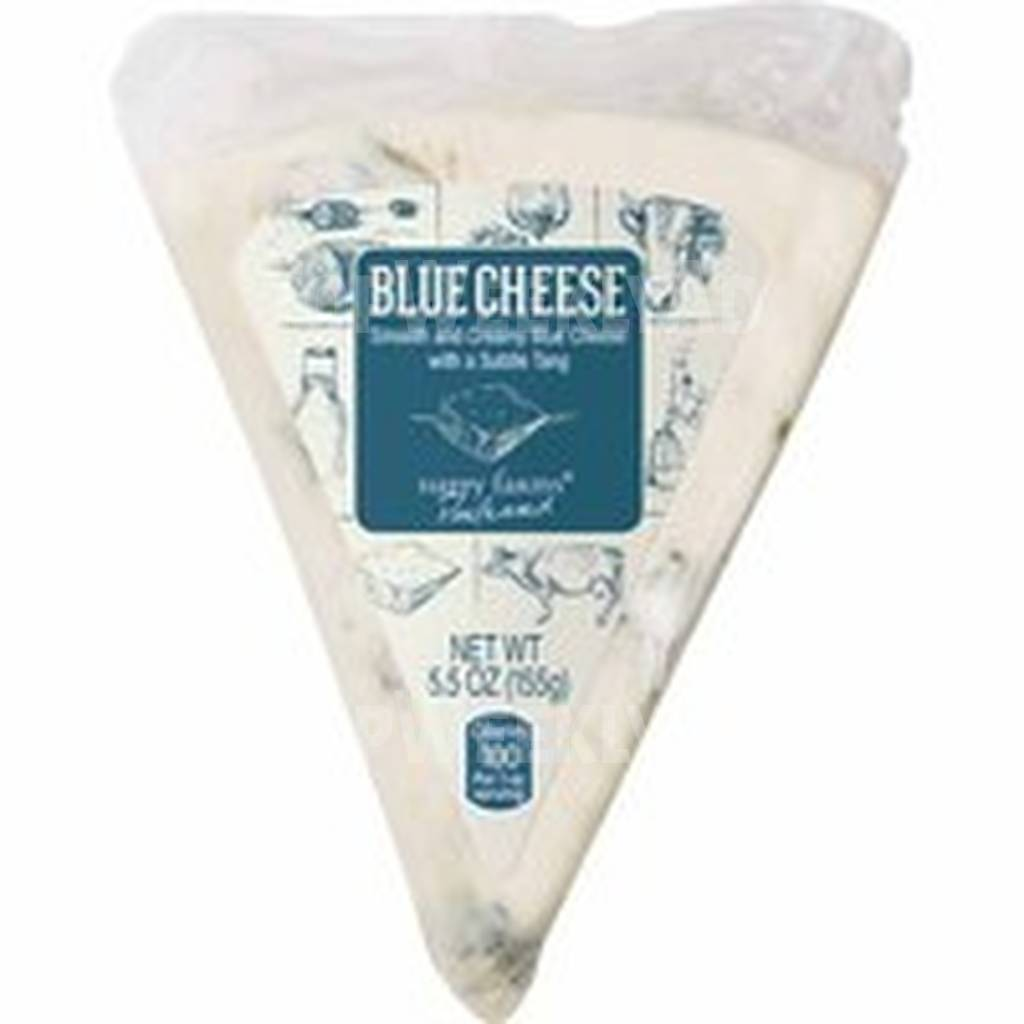 Happy Farms Blue Cheese Wedge