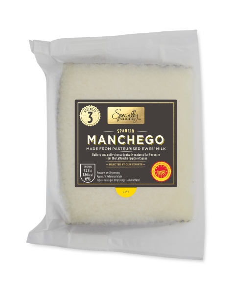 Specially Selected Manchego Cheese