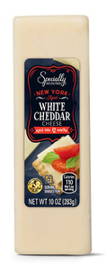 aged reserve white cheddar